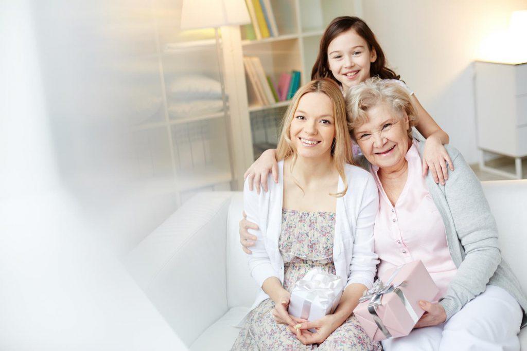 Aide à domicile pour les familles